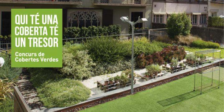 Concurs de cobertes verdes de l'Ajuntament de Barcelona