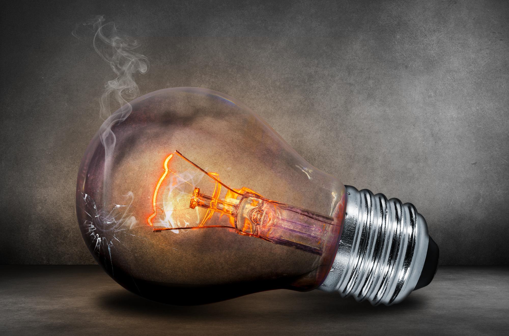 La factura de la electricidad