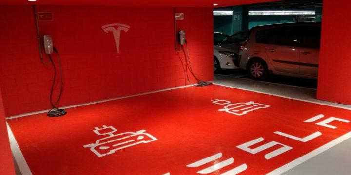 La infraestructura de recàrrega del Vehicle elèctric. Quin punt de recarrega hem d'instal·lar?