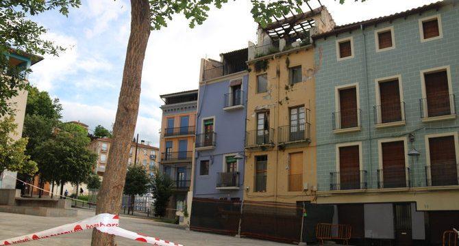 Multa de 180.000 euros als propietaris d'un edifici d'Olot